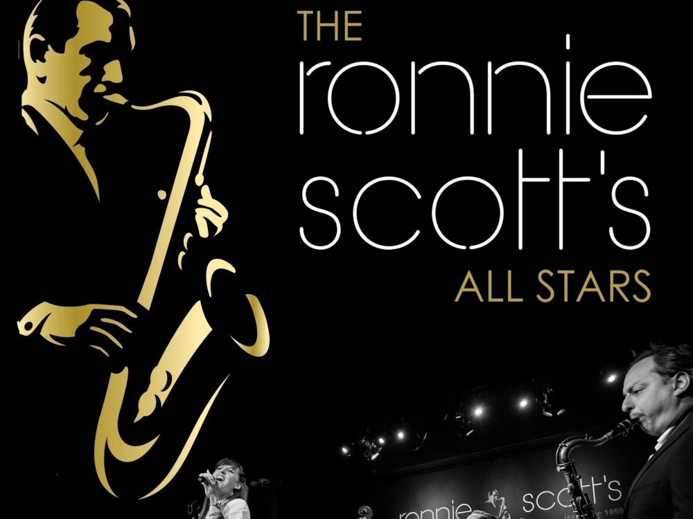 Main image for The Ronnie Scott's All Stars – 60th Anniversary Tour: The Ronnie Scott's Story