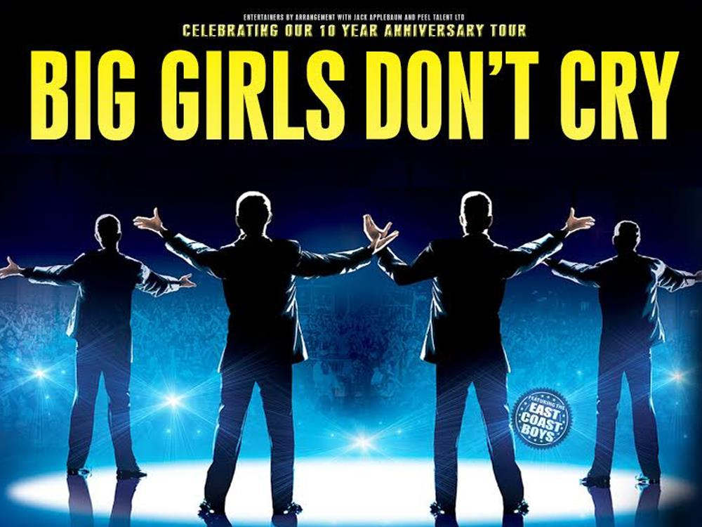 Main image for Big Girls Don't Cry