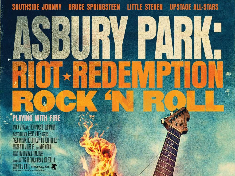 Main image for Asbury Park: Riot, Redemption, Rock 'N Roll (12A)