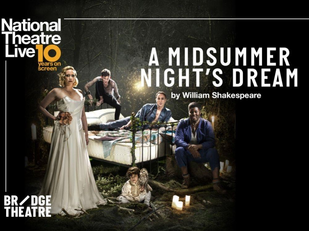 Main image for NT: A Midsummer Night's Dream (12A)