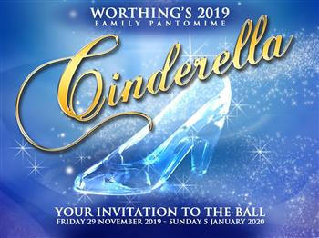 Featured image for Cinderella: The Pantomime