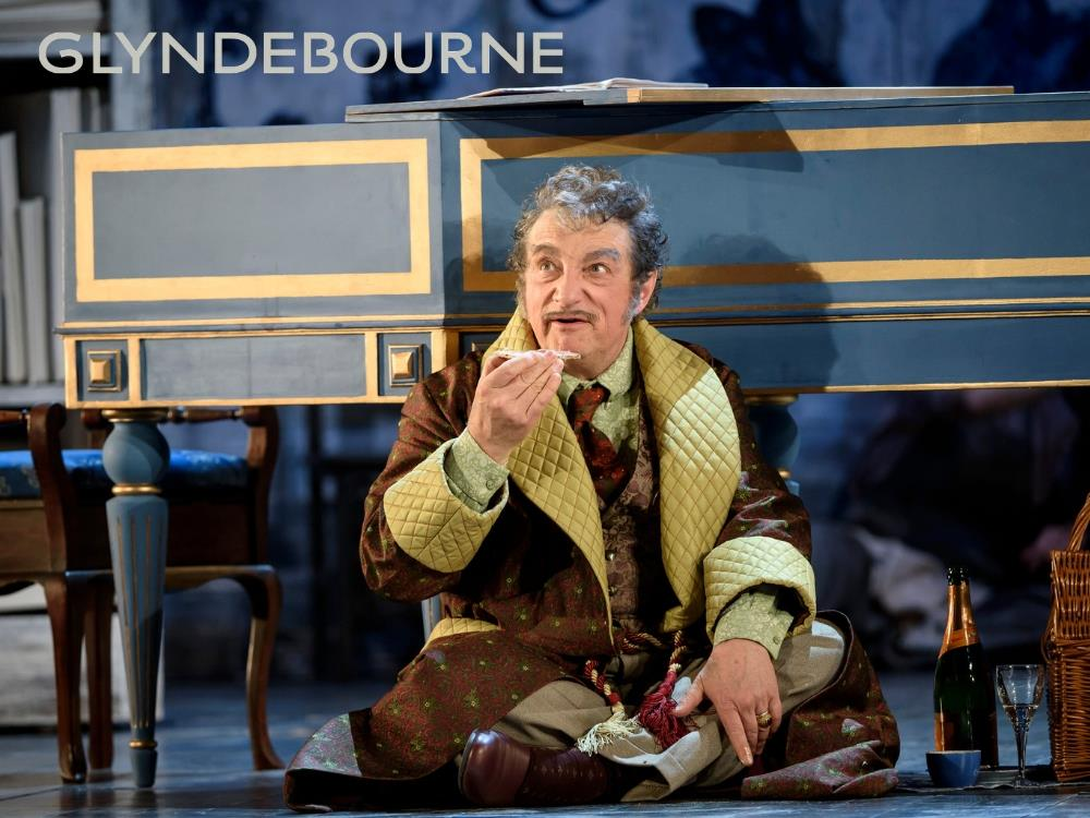 Glyndebourne: The Barber of Seville – Recorded (12A) cover image