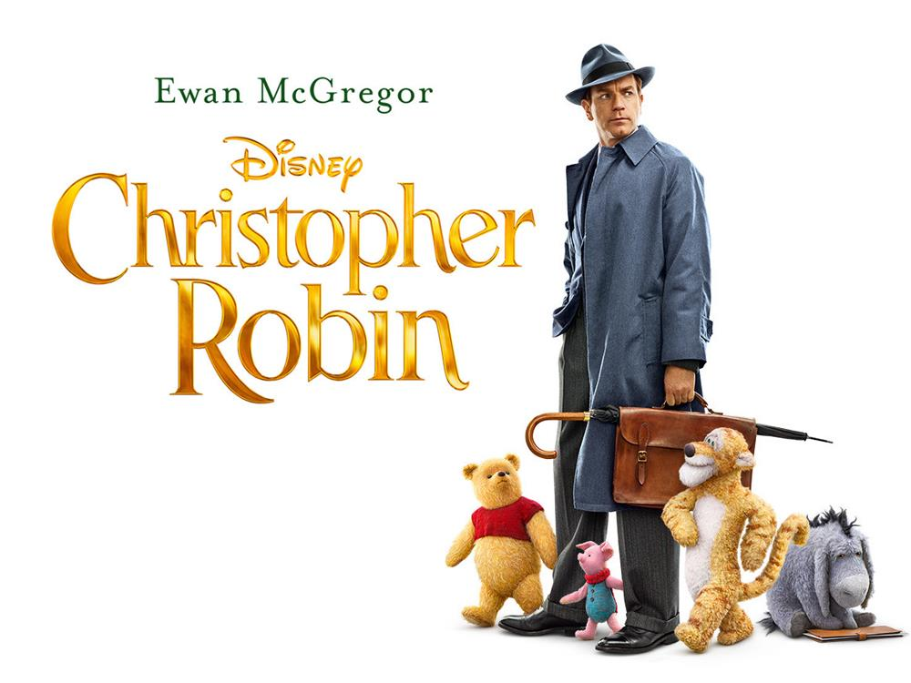 SMP: Christopher Robin (PG) cover image