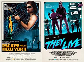 Featured image for Escape From New York / They Live Double Bill (18)