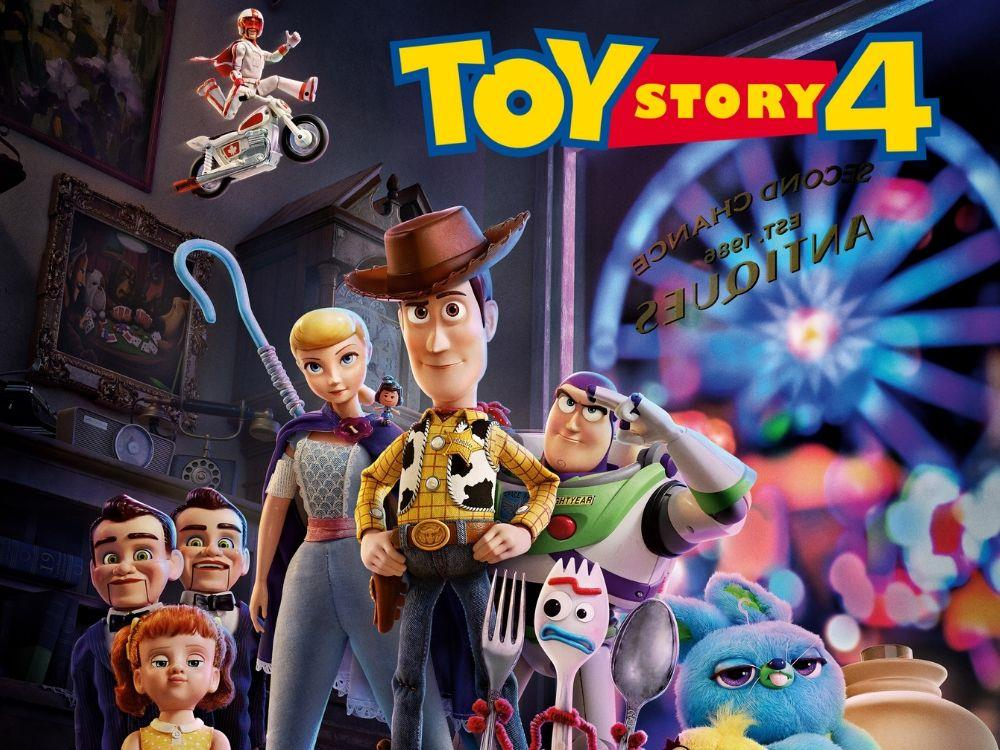 Main image for Toy Story 4 (U)