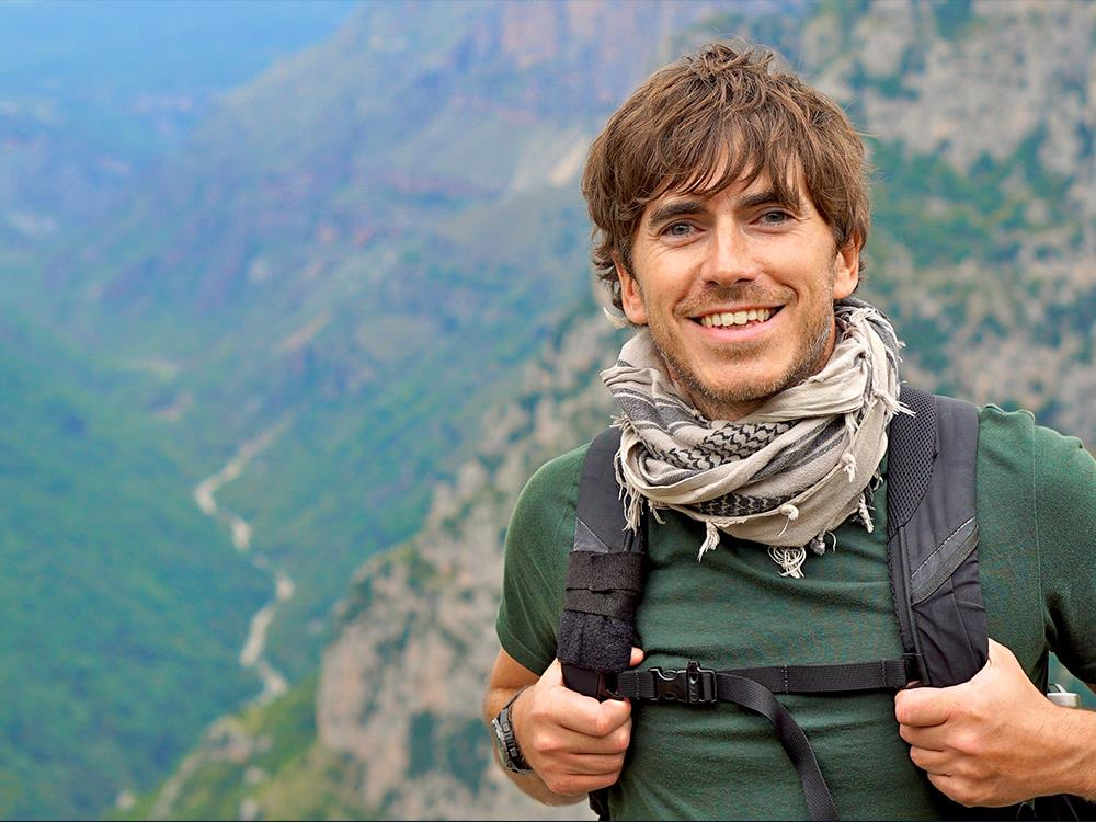 Main image for An Audience with Simon Reeve 2018