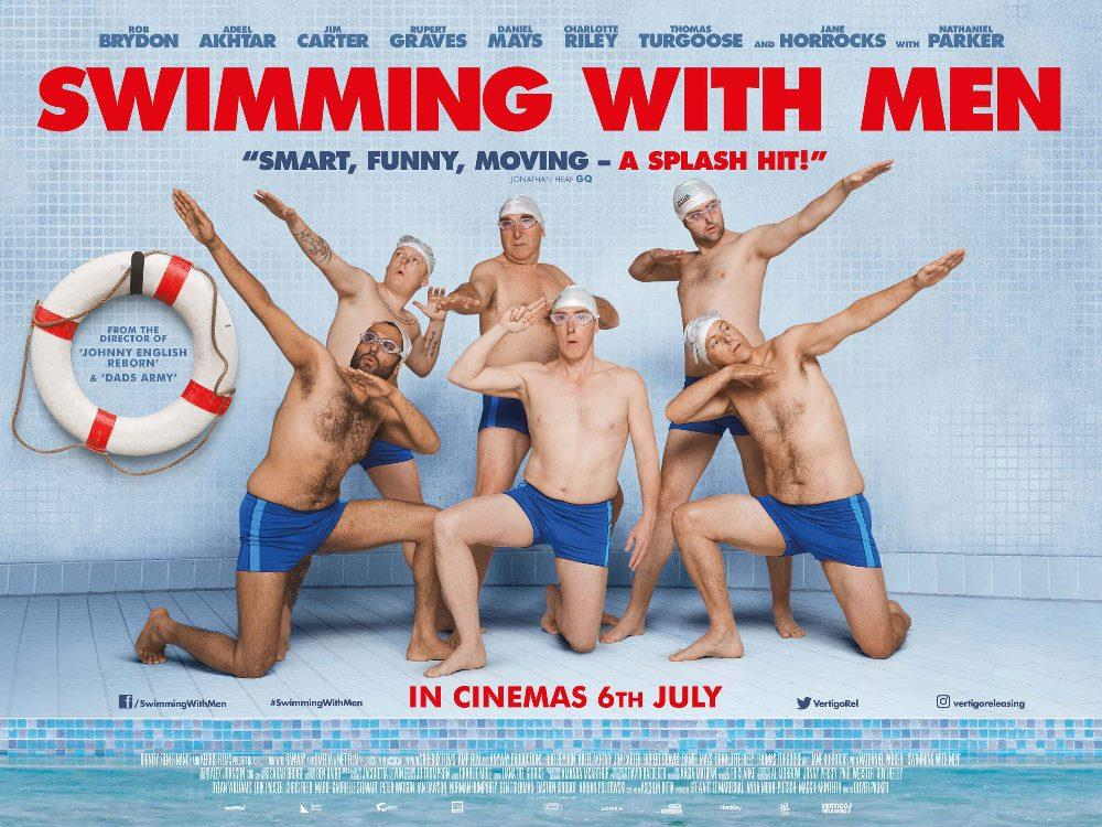 Main image for Swimming With Men (12A)