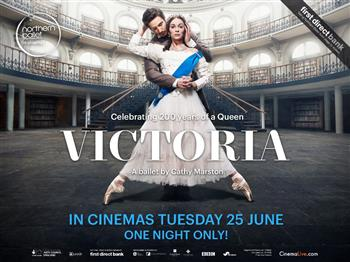 Featured image for Northern Ballet: Victoria (12A)