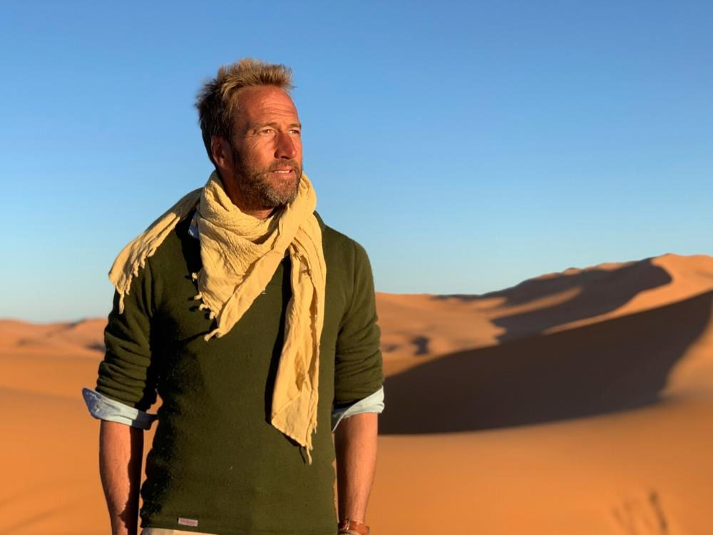 Main image for Ben Fogle – Tales From The Wilderness