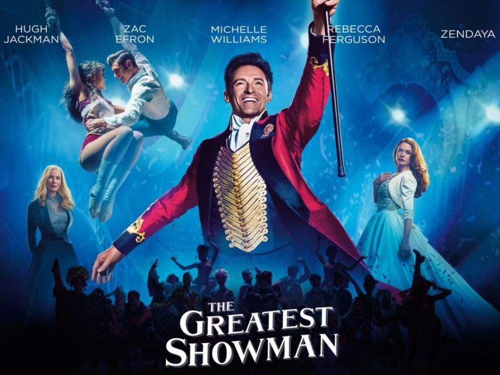 The Greatest Showman – SING-ALONG (PG) cover image