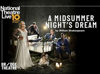 Featured image for NT: A Midsummer Night's Dream (12A)