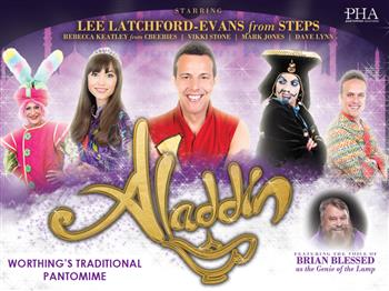 Featured image for Aladdin: The Pantomime