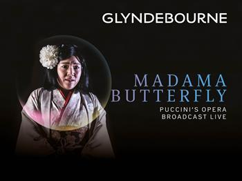 Featured image for Glyndebourne: Madama Butterfly (12A)