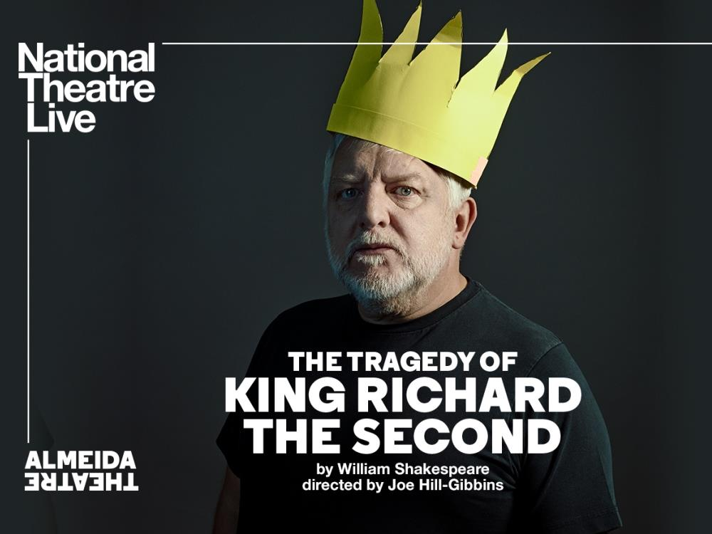 Main image for NT:  The Tragedy of King Richard the Second (12A)