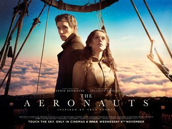 Featured image for The Aeronauts (PG)
