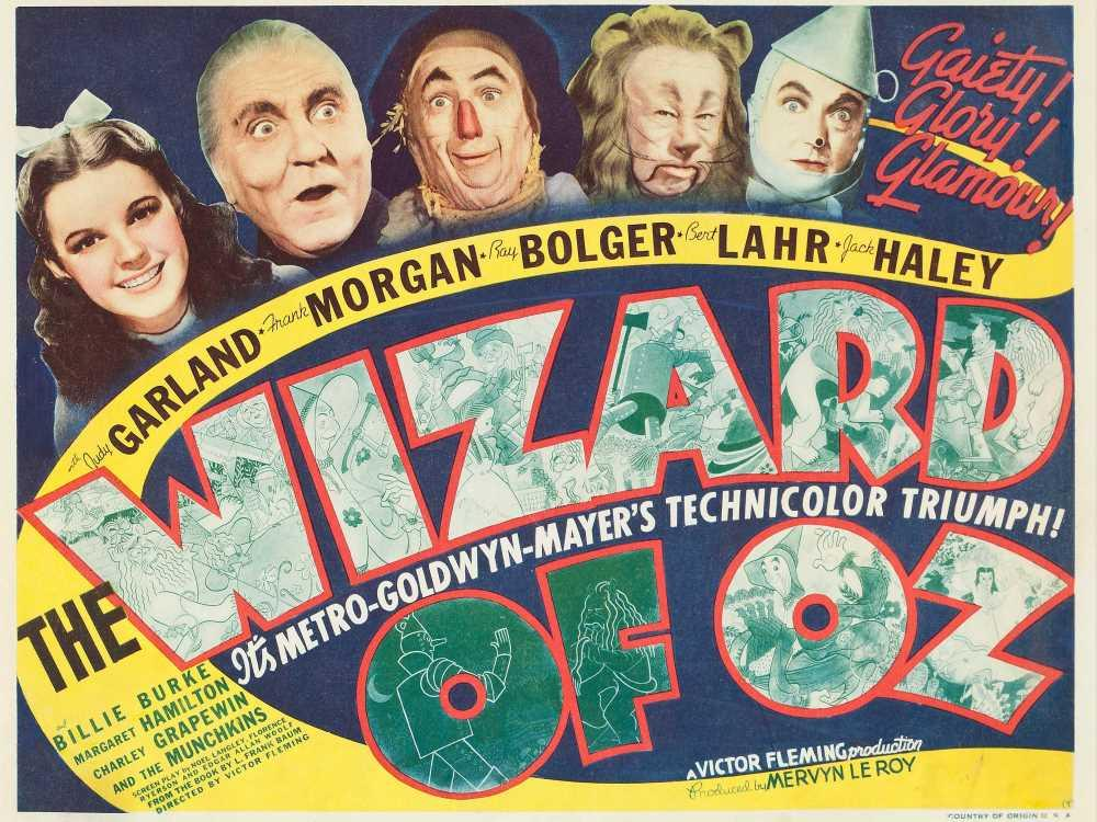 Main image for The Wizard of Oz – Dementia Friendly (U)