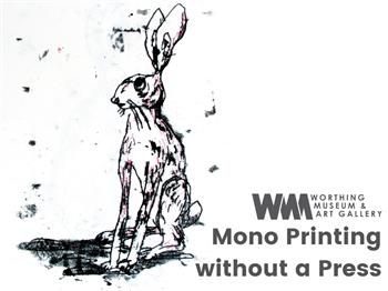 Featured image for Monoprinting with Artist Gary Goodman