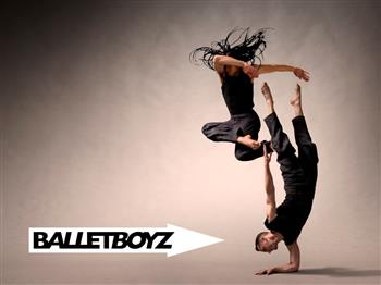 Featured image for BalletBoyz: Deluxe
