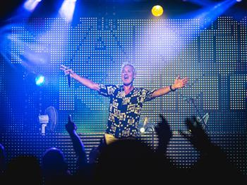 Featured image for Back To The 80s Party with Martin Kemp