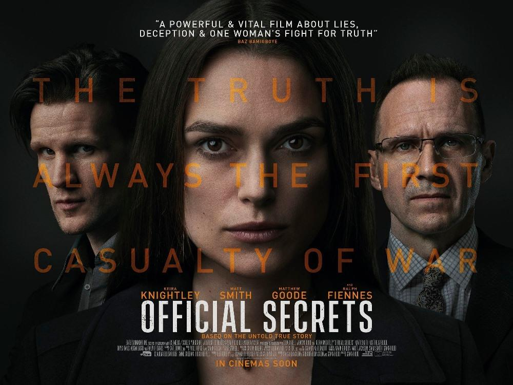 Main image for Official Secrets (15)