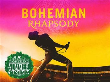 Featured image for Worthing Summer Cinema: Bohemian Rhapsody (12A)