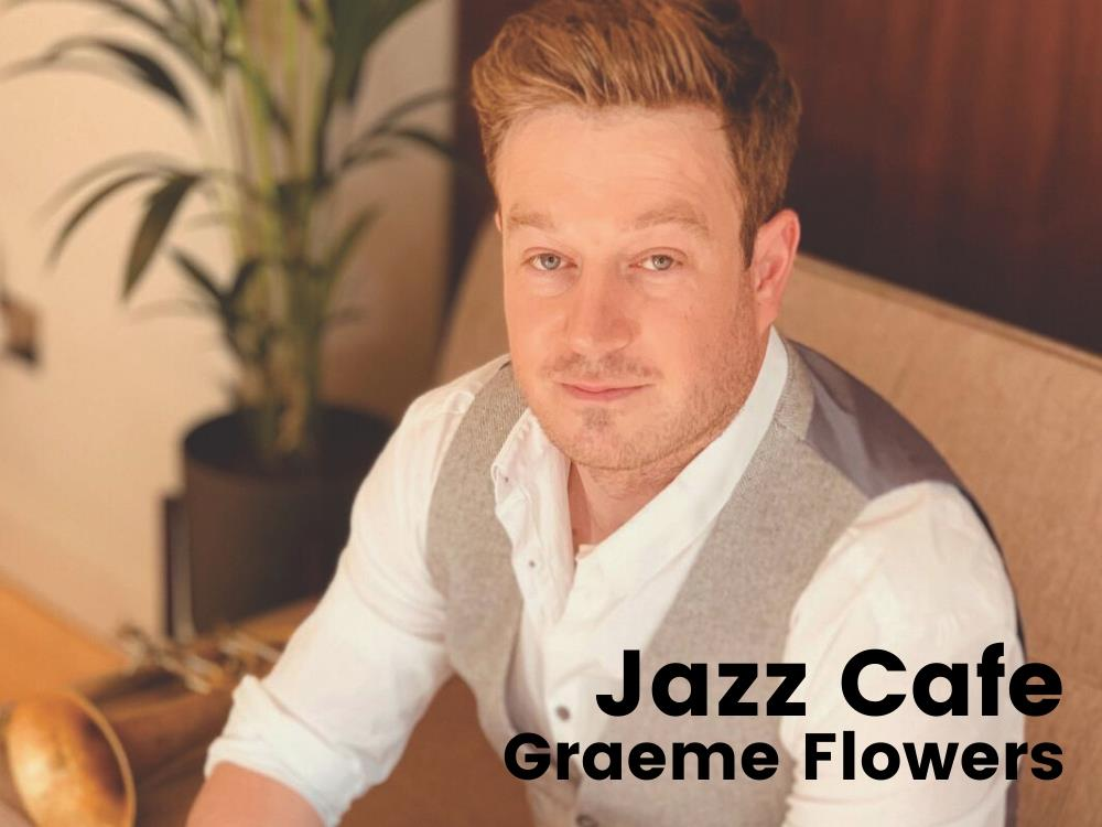 Main image for Jazz Cafe featuring Graeme Flowers (trumpet)