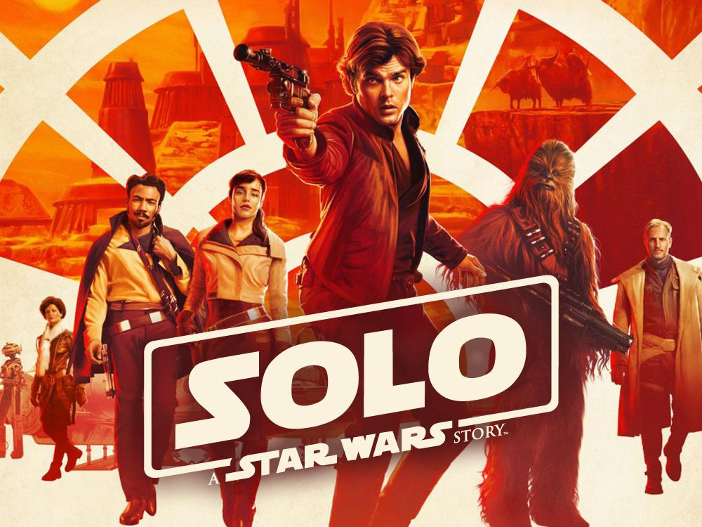 Main image for Solo: A Star Wars Story (12A)