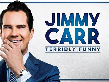Featured image for Jimmy Carr – Terribly Funny