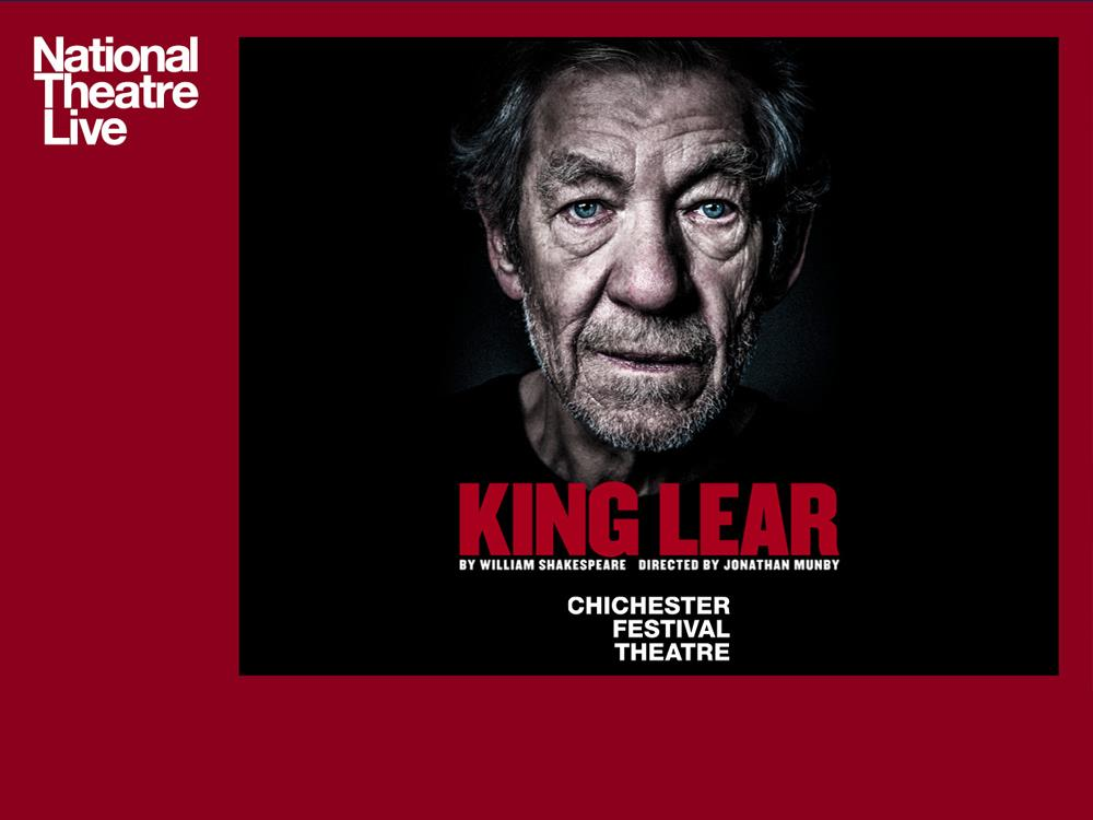NT: King Lear (12A) cover image
