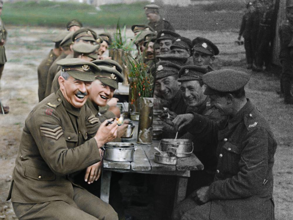 They Shall Not Grow Old + Satellite Q&A with Peter Jackson (15 tbc) cover image