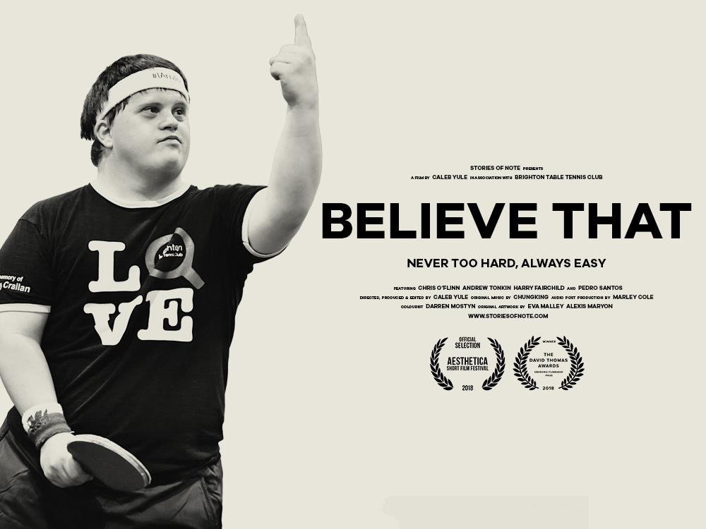 Main image for Believe That + Director & Cast Q&A (U)