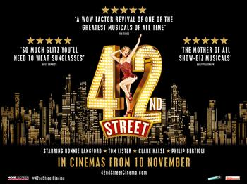 Featured image for 42nd Street – The Musical (12A)