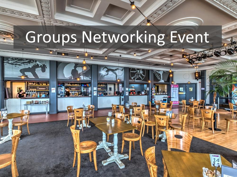 Main image for Groups Networking Event