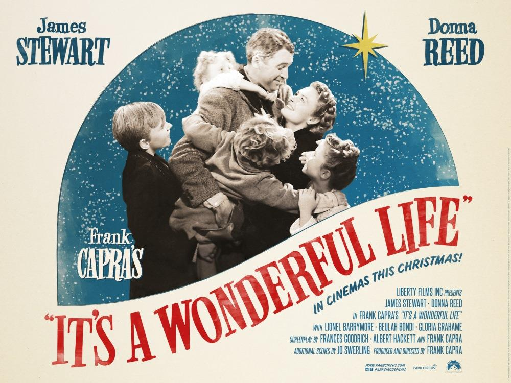 Main image for It's A Wonderful Life (U)
