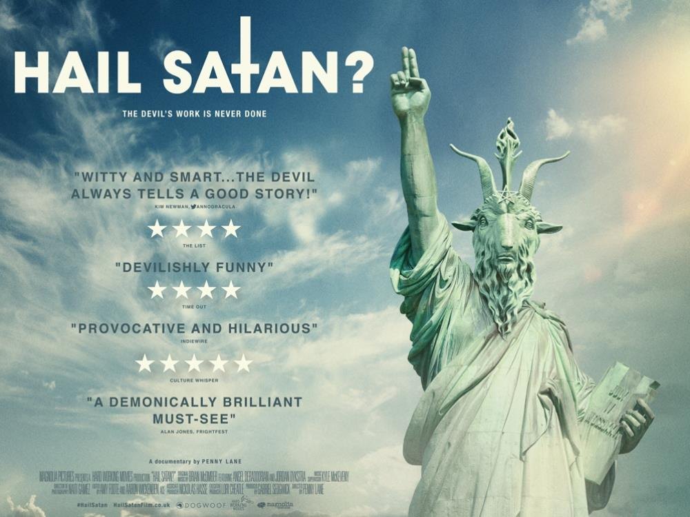 Main image for Hail Satan? (15)
