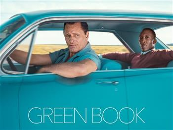 Featured image for Green Book (12A)