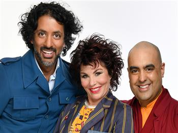 Featured image for Ruby Wax, the Monk and the Neuroscientist