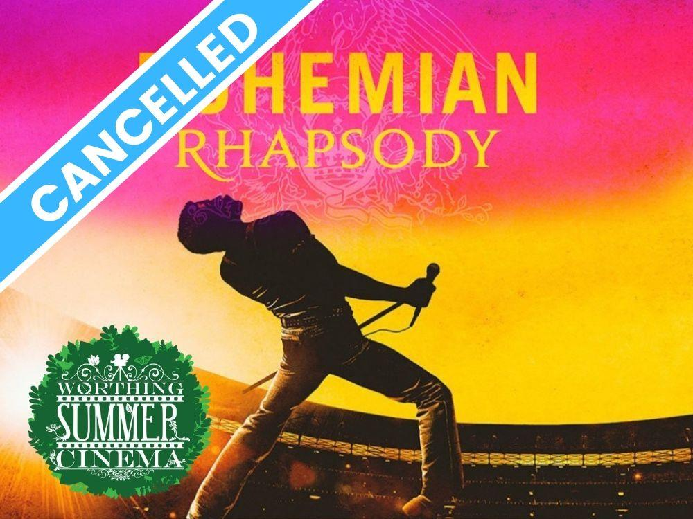 Main image for Worthing Summer Cinema: Bohemian Rhapsody (12A)
