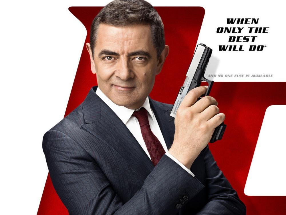 SMP: Johnny English Strikes Again (PG) cover image