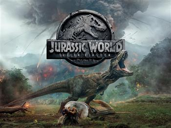 Featured image for Jurassic World: Fallen Kingdom (12A)