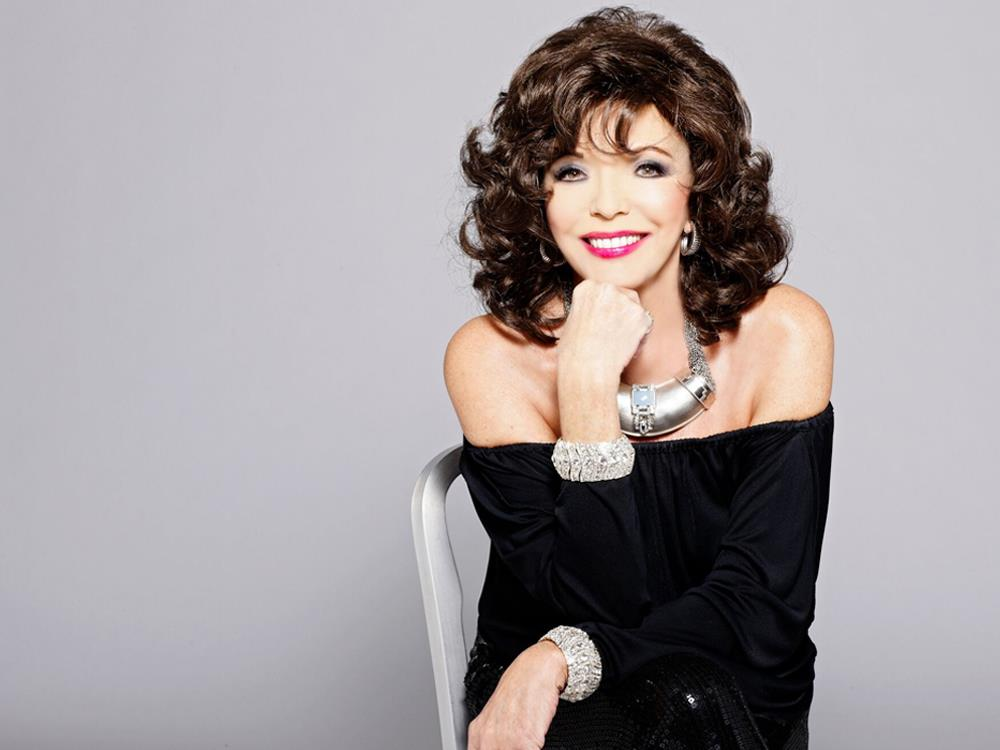 Main image for Joan Collins – Unscripted