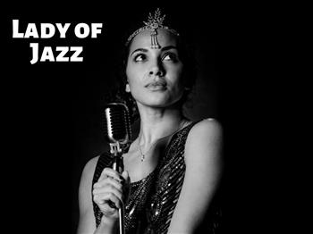 Featured image for Lady of Jazz