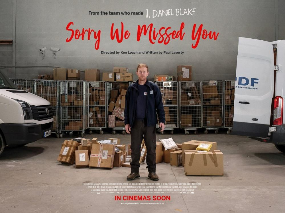 Main image for Sorry We Missed You (15)