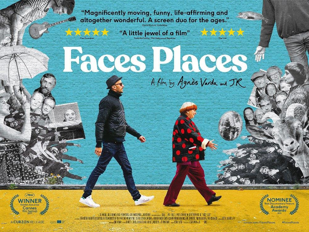 Faces Places (12A) cover image
