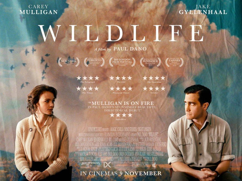 Wildlife (12A) cover image
