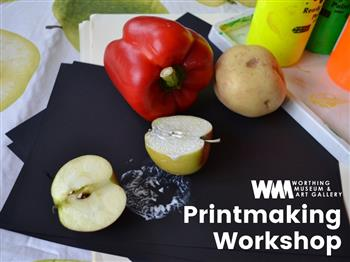 Featured image for Printmaking Fun