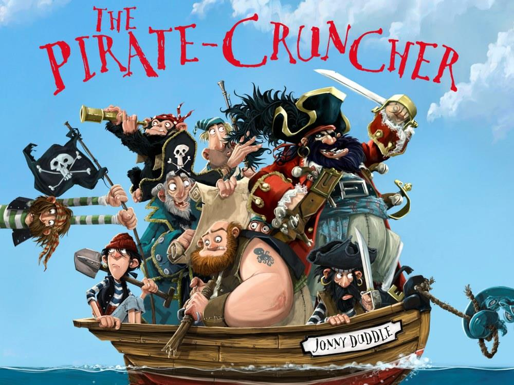 Main image for The Pirate Cruncher