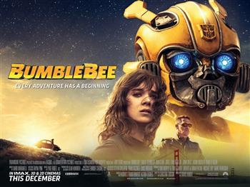 Featured image for Bumblebee (PG)