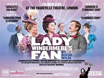 Featured image for Oscar Wilde: Lady Windermere's Fan (PG)