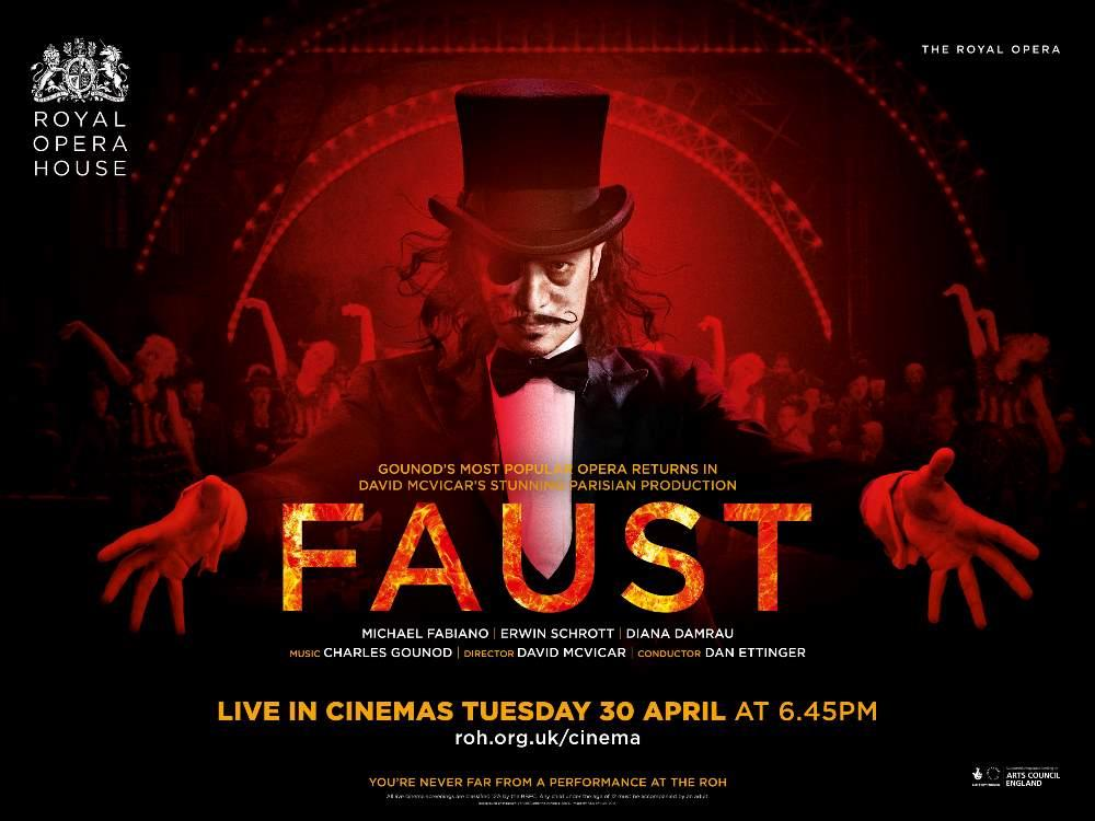 ROH: Faust (12A) cover image